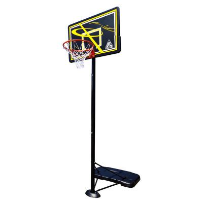 Баскетбольная мобильная стойка STAND44HD1 112*72см фотография товара