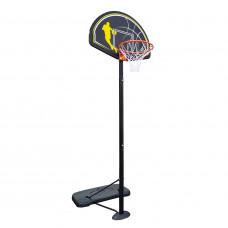 Баскетбольная мобильная стойка STAND44HD2 112*72см