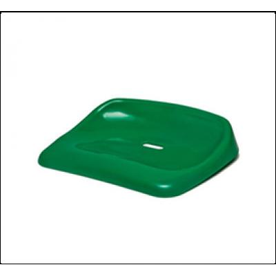 Сиденье пластиковое без спинки для трибун фотография товара