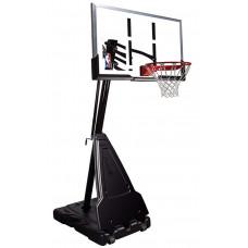 Баскетбольная мобильная стойка SPALDING Platinum 60 фотография товара