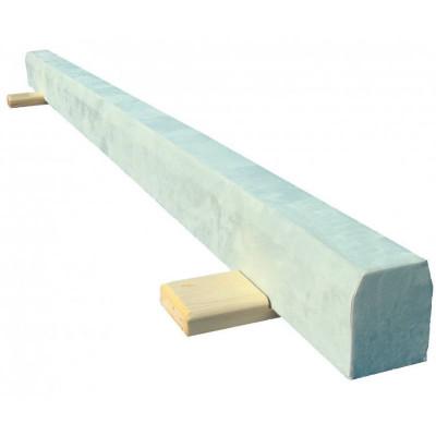 Бревно гимнастическое напольное мягкое 5м фотография товара