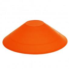 Фишка разметочная 5 см оранжевая фотография товара