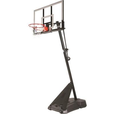 Баскетбольная мобильная стойка SPALDING Hercules 54 фотография товара