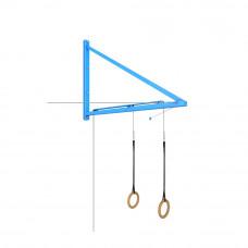 Консоль пристенная для гимнастических колец фотография товара