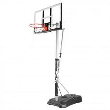 Баскетбольная мобильная стойка SPALDING SILVER PORTABLE 52 фотография товара