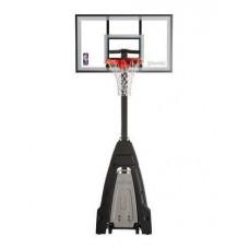 Баскетбольная мобильная стойка SPALDING THE BEAST PORTABLE 60 фотография товара
