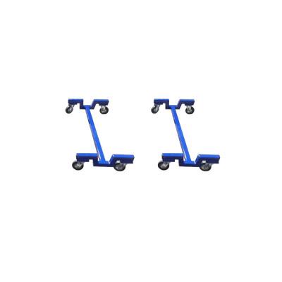 Тележки (кары) для перевозки мини-футбольных ворот фотография товара