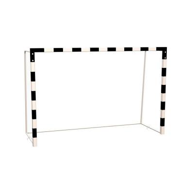 Ворота мини-футбольные/гандбольные, профиль 60х60 мм, на стаканах фотография товара