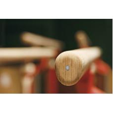 Жерди деревянные для женских брусьев