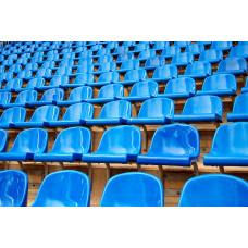 Пластиковые сиденья для стадионов 10 шт