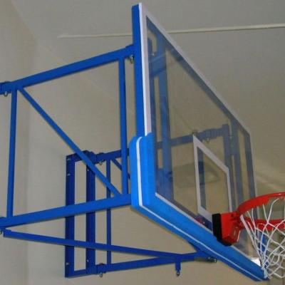 Ферма баскетбольная складывающаяся вынос 3,2 м фотография товара