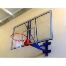 Ферма баскетбольная, крепление через кольцо вынос 1,2м