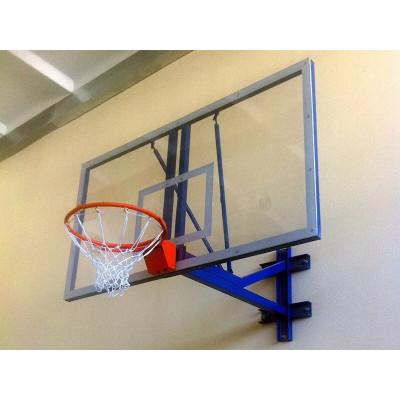 Ферма баскетбольная, крепление через кольцо вынос 1,2м фотография товара