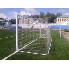 Сетка для футбольных ворот (7,50х2,50 м) 5,0 мм белая