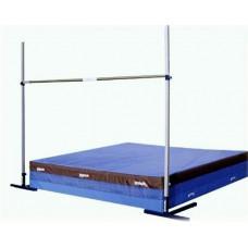 Стойки для прыжков в высоту с алюминиевой планкой 3м