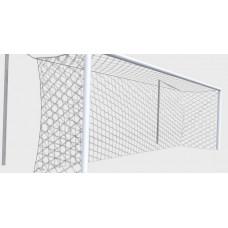 Сетка для футбольных ворот (7,50х2,50 м) 3,0 мм