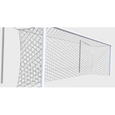 Сетка для футбольных ворот (7,50х2,50 м) 4,0 мм фотография товара