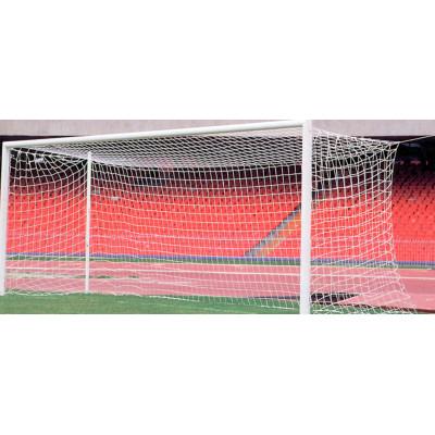Сетка для футбольных ворот (7,50х2,50 м) 2,2 мм фотография товара