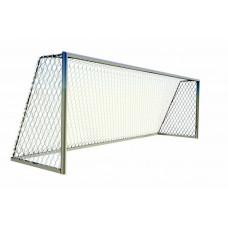 Ворота футбольные переносные 5м х 2м из квадратной трубы