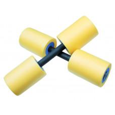 Гантели для аквааэробики SUNNY (пара) сопротивление 2,5кг