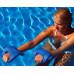 Диски для аквааэробики эллипс, для аквабокса фотография товара