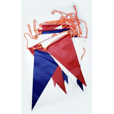 Флажная лента (шнур с флажками) указателя обратного разворота фотография товара