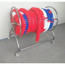 Катушка для сматывания и хранения разделительной дорожки фотография товара