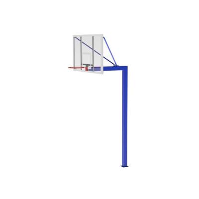 Стойка баскетбольная для улицы вынос 1,0 м фотография товара