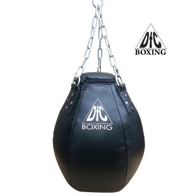 Боксёрская груша DFC HPL3 50х40 28кг кожа фотография товара