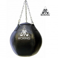 Боксёрская груша DFC HPL7 60х60 50кг кожа фотография товара