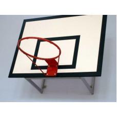 Ферма баскетбольная для тренировочного щита вынос 0,5м