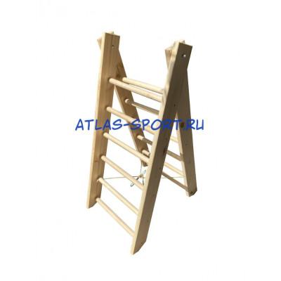 Лестница-стремянка детская 1,5х0,65м фотография товара
