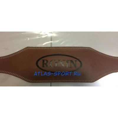 Пояс тяжёло-атлетический RONIN E124 фотография товара