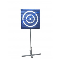 Щит для метания в цель на подставке