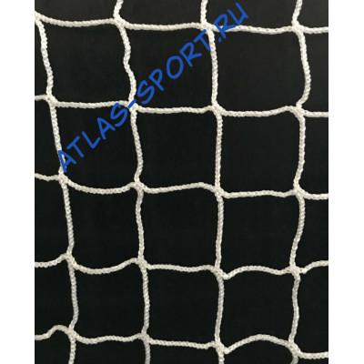 Сетка для хоккейных ворот диаметром 2,6 мм фотография товара