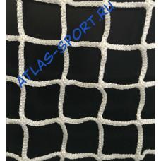 Сетка для хоккейных ворот диаметром 5,0 мм