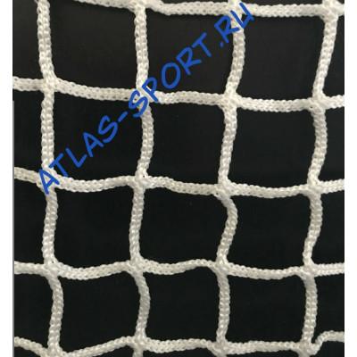Сетка для хоккейных ворот диаметром 5,0 мм фотография товара