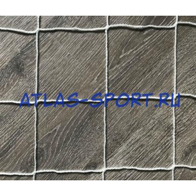 Сетка заградительная ячейка 100 мм диаметр 2,2 мм фотография товара