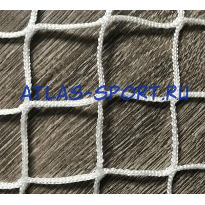 Сетка заградительная ячейка 40 мм диаметр 3,1 мм фотография товара