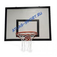 Щит баскетбольный из фанеры 1,2х0,9м