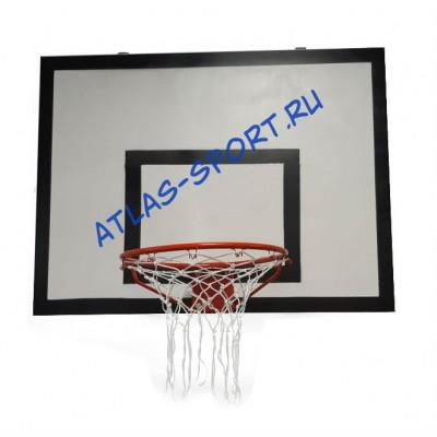 Щит баскетбольный из фанеры 1,2х0,9м фотография товара