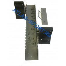 Стартовые колодки (стальная основа)