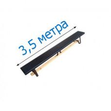 Скамья гимнастическая мягкая на металлических ножках 350см фотография товара
