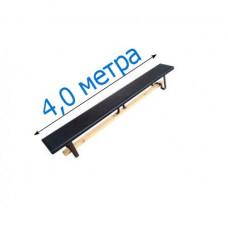 Скамья гимнастическая мягкая на металлических ножках 400см фотография товара