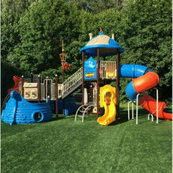 Роль детских спортивных комплексов в жизни детей
