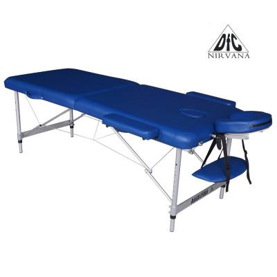 Массажный стол DFC NIRVANA Elegant Luxe (Blue) фотография товара