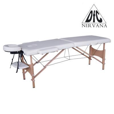 Массажный стол DFC NIRVANA Optima (Cream) фотография товара