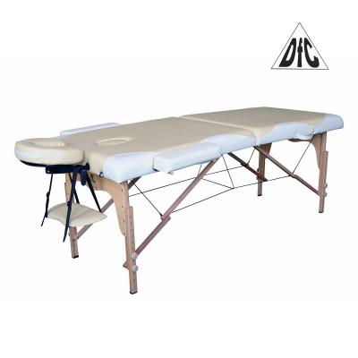 Массажный стол DFC NIRVANA Relax (Biege / Cream) фотография товара