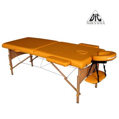 Массажный стол DFC NIRVANA Relax (Mustard) фотография товара