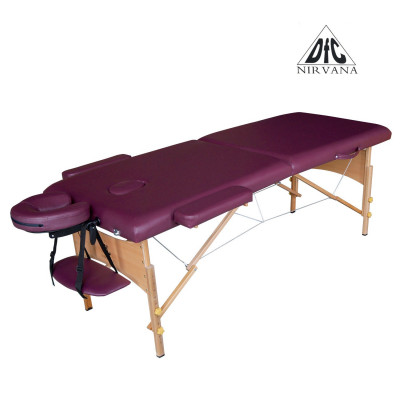 Массажный стол DFC NIRVANA Relax (Plum) фотография товара